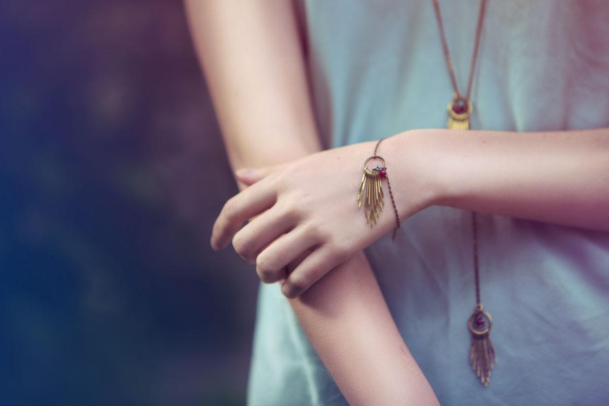 Bracelet Pow Wow
