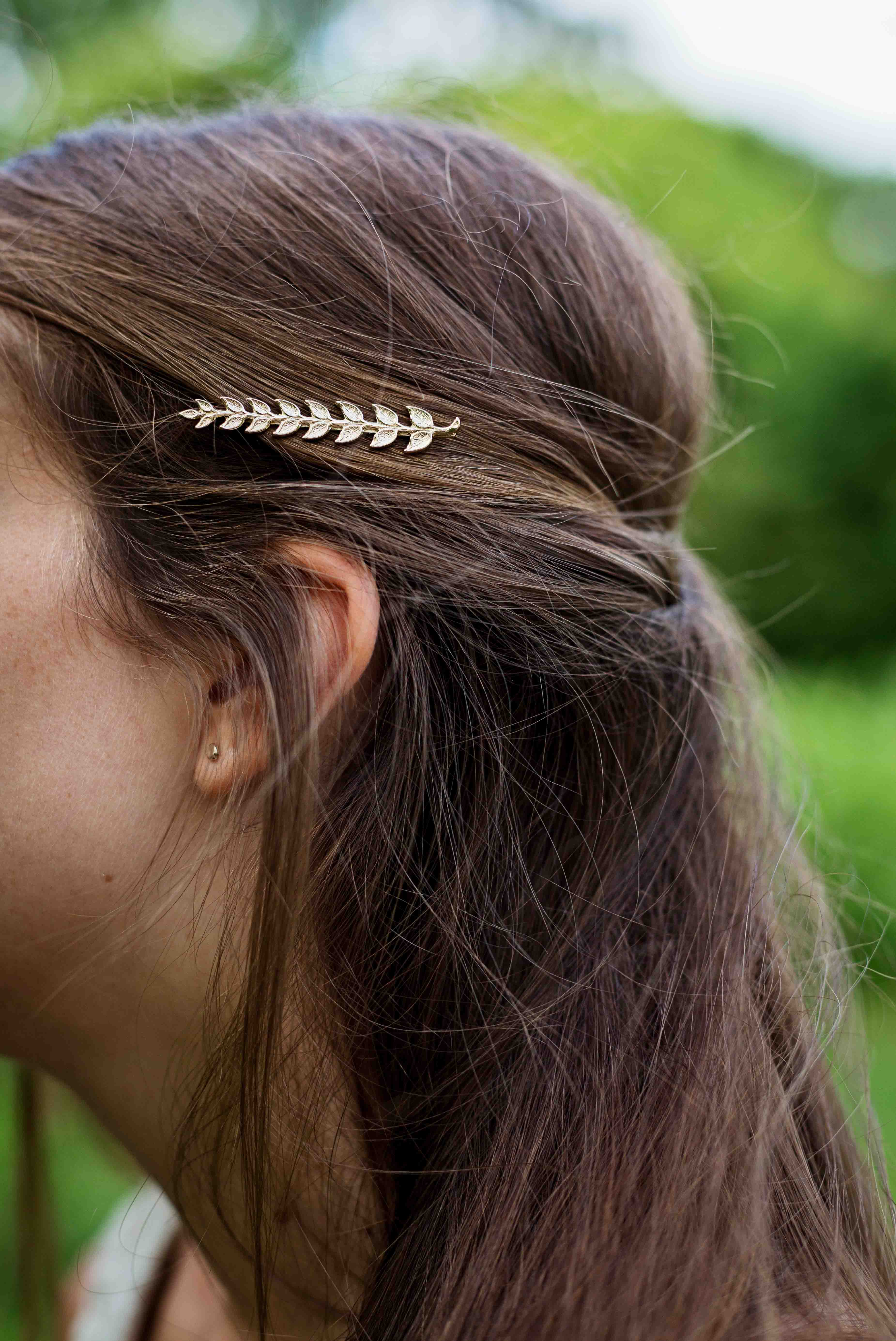 barrette cheveux epis lily garden cr ation de bijoux. Black Bedroom Furniture Sets. Home Design Ideas
